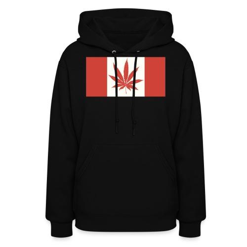 Canada 420 - Women's Hoodie