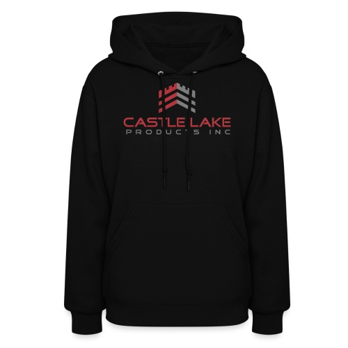 Castle Lake Products - Women's Hoodie