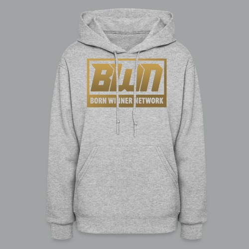 BWN (Gold) - Women's Hoodie