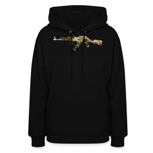 AK-47.png - Women's Hoodie