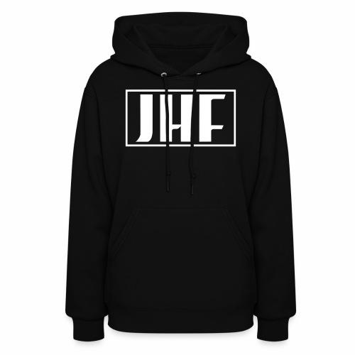 JHF logo 2 - Women's Hoodie