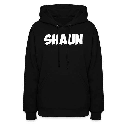 Shaun Logo Shirt - Women's Hoodie