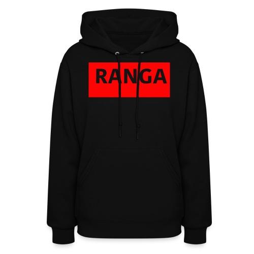 Ranga Red BAr - Women's Hoodie