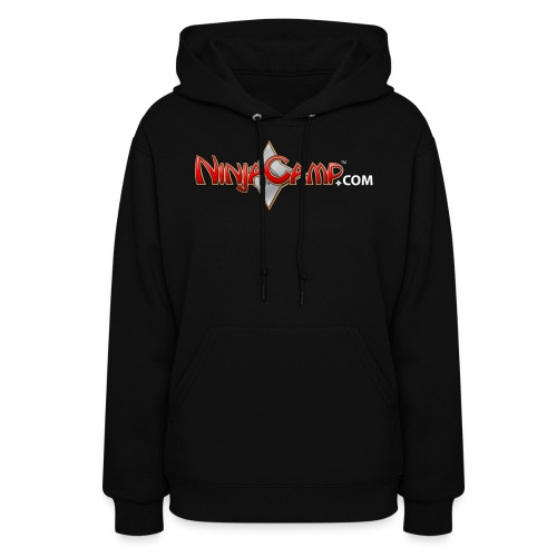 NC Logo for Dark Products - Women's Hoodie