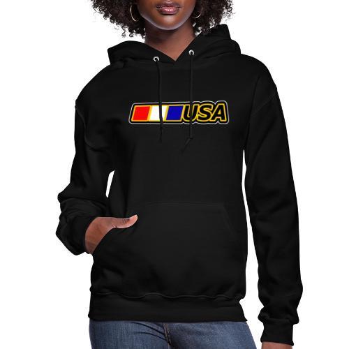 USA - Women's Hoodie
