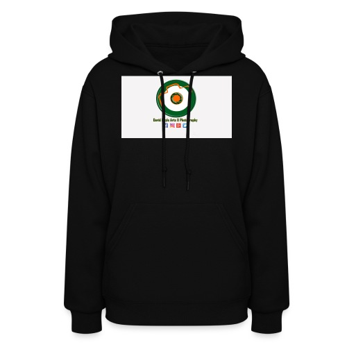 David Doyle Arts & Photography Logo - Women's Hoodie