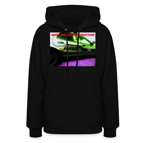 Walla Walla Police Department - Women's Hoodie