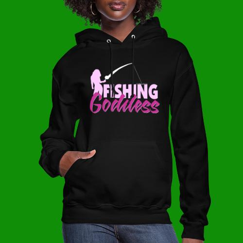 FISHING GODDESS - Women's Hoodie