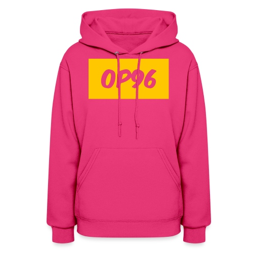 OP96FirstLogo - Women's Hoodie