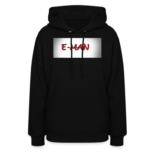 E-MAN - Women's Hoodie