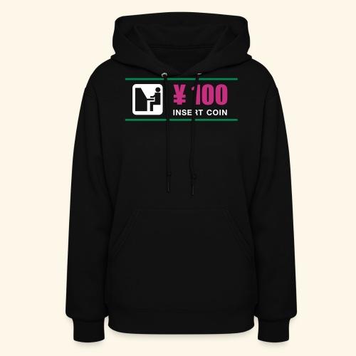 100 Yen - Women's Hoodie