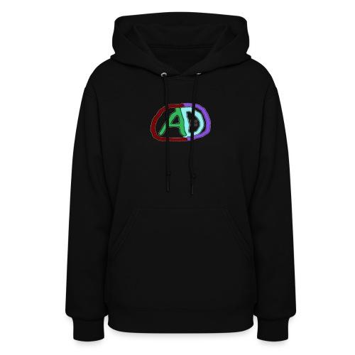hoodies with anmol and daniel logo - Women's Hoodie