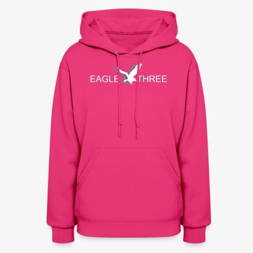 EAGLE THREE APPAREL - Women's Hoodie