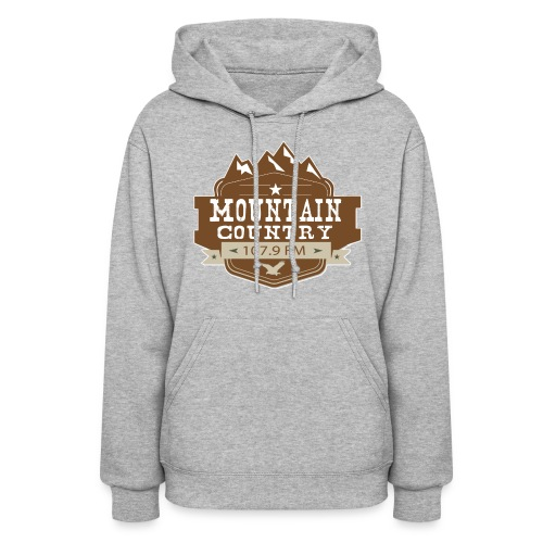 Mountain Country 107.9 - Women's Hoodie