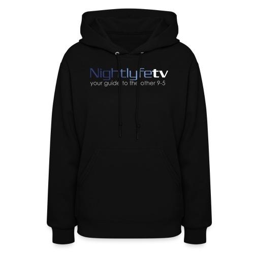 NTV Logo Full - Women's Hoodie