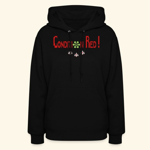 condition_red_3 - Women's Hoodie