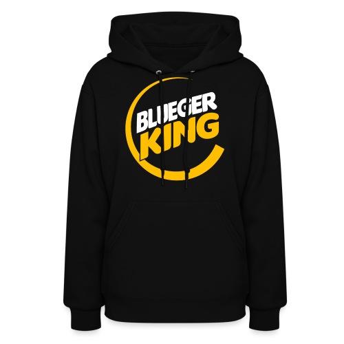 Blueger King - Women's Hoodie
