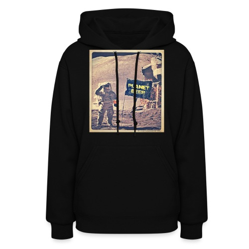 One Small Sip For Man - Women's Hoodie