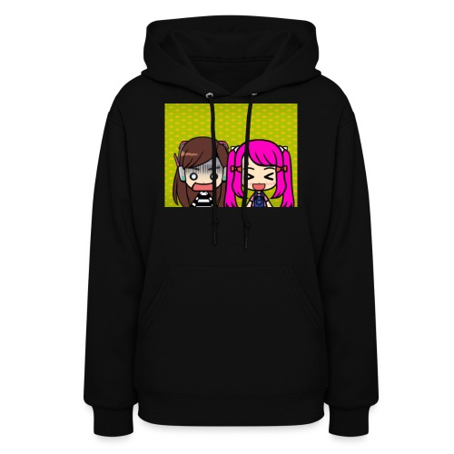 Phone case merch of jazzy and raven - Women's Hoodie