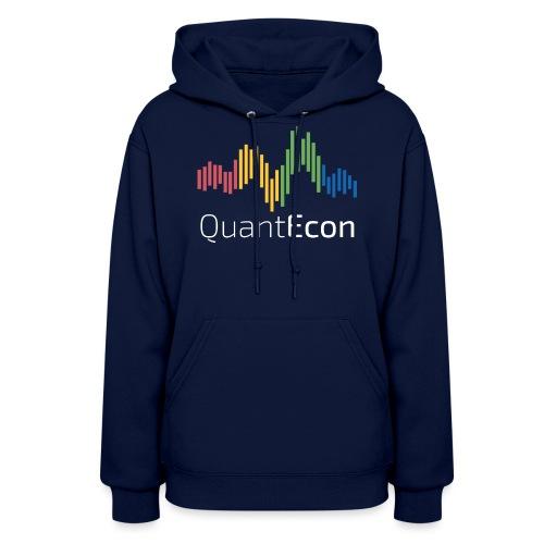 QuantEcon Official Logo #2 - Women's Hoodie