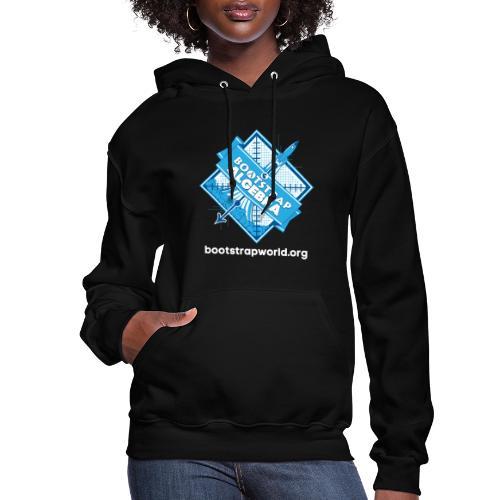 Bootstrap:Algebra T-shirt - Women's Hoodie
