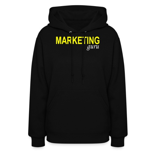 Marketing Guru - Women's Hoodie