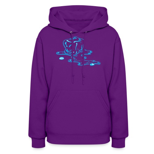 Ice melts - Women's Hoodie