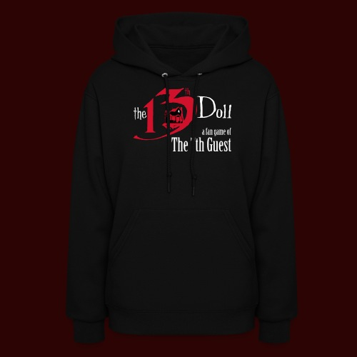 The 13th Doll Logo - Women's Hoodie