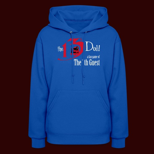 The 13th Doll Logo - Women's Hoodie