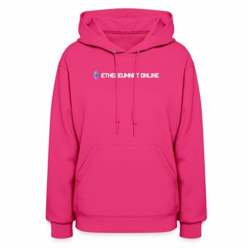 Ethereum Online light color - Women's Hoodie
