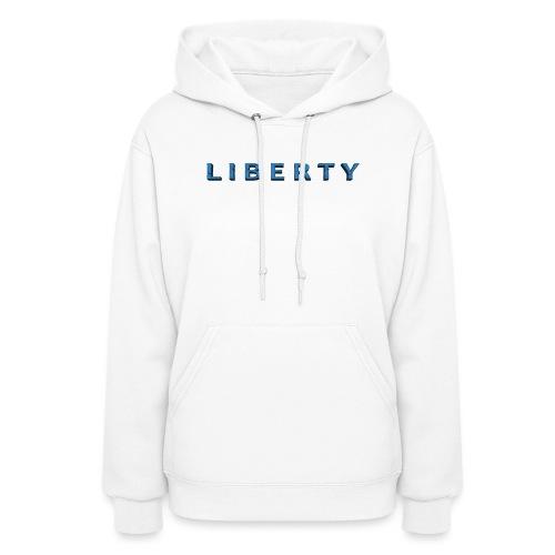 Liberty Libertarian Design - Women's Hoodie