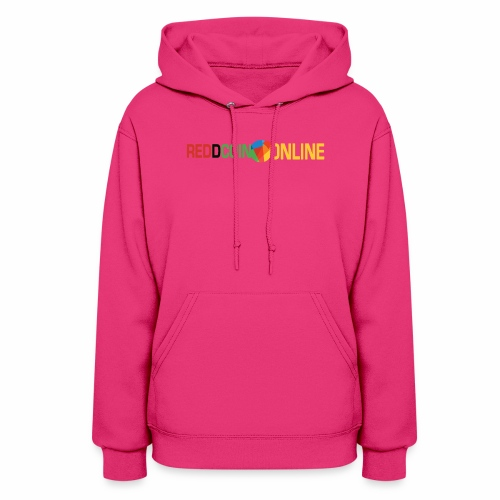 Reddcoin online logo the social currency - Women's Hoodie