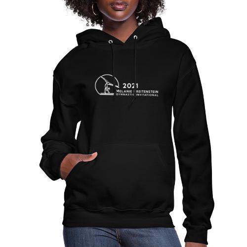 2021 White Logo - Women's Hoodie