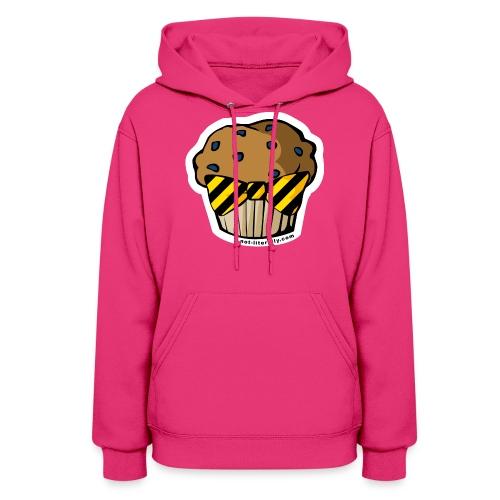 Hufflemuffin Logo Raster - Women's Hoodie