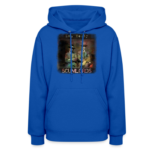 Lou Kelly - Scumlords Album Cover - Women's Hoodie