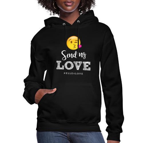 Sending Love - Women's Hoodie