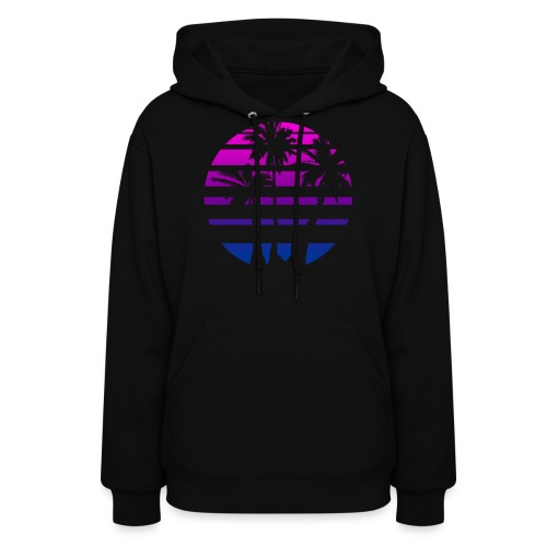 Trophical Aesthetic - Women's Hoodie