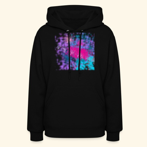 Abstract - Women's Hoodie