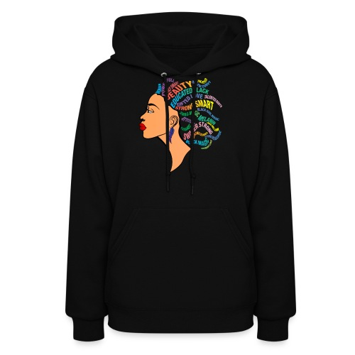 Strong Black Women - Women's Hoodie