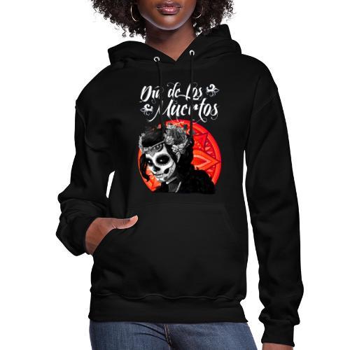 Dia de Los Muertos 01 - Women's Hoodie