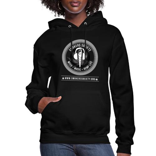 Smokers Society - Women's Hoodie
