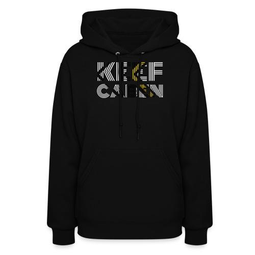 Keef Caben Remix EP Design WHT - Women's Hoodie