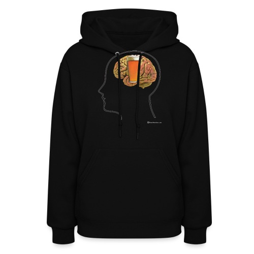 Great Minds Drink Alike - Women's Hoodie