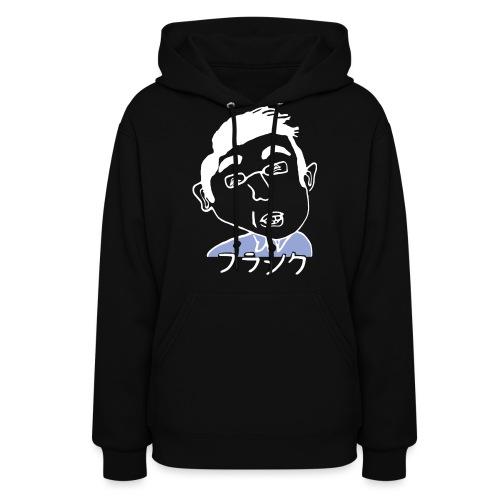 design1 white - Women's Hoodie