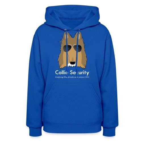 Collie Security - Women's Hoodie