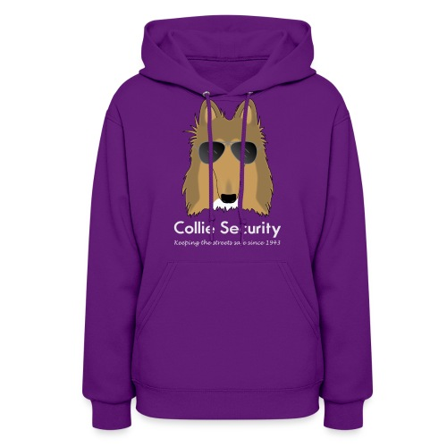 Collie Security - Women's Hoodie