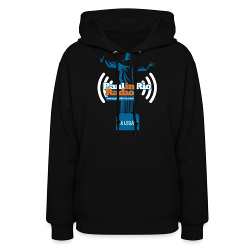 Paul in Rio Radio - The Thumbs up Corcovado #2 - Women's Hoodie