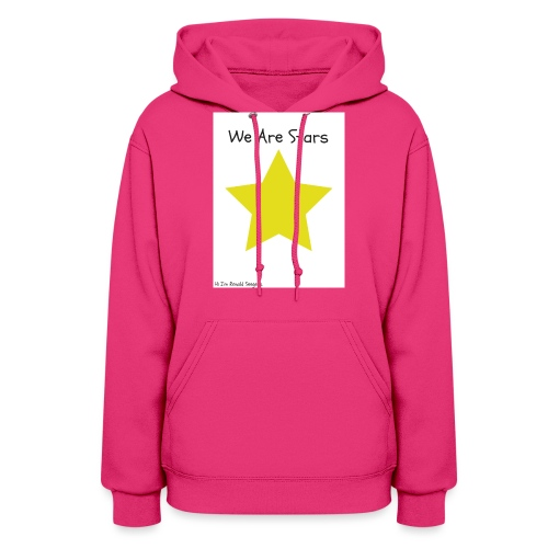 Hi I'm Ronald Seegers Collection-We Are Stars - Women's Hoodie