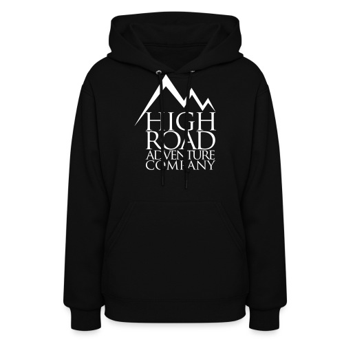 High Road Adventure Company Logo - Women's Hoodie