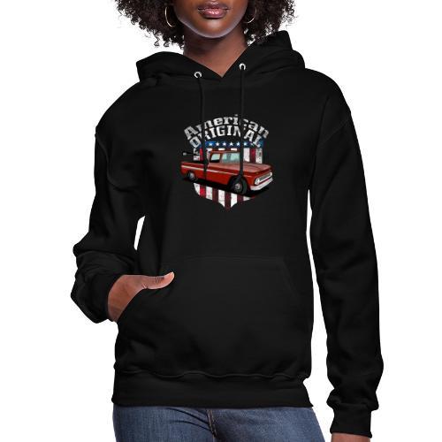 American Original RED - Women's Hoodie
